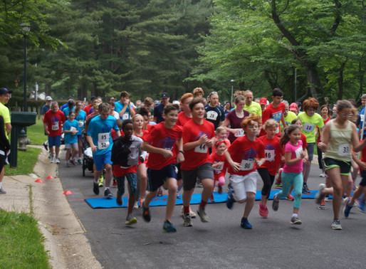 DSFederal sponsors SBP Dolphins annual 5K, benefiting children's swimming