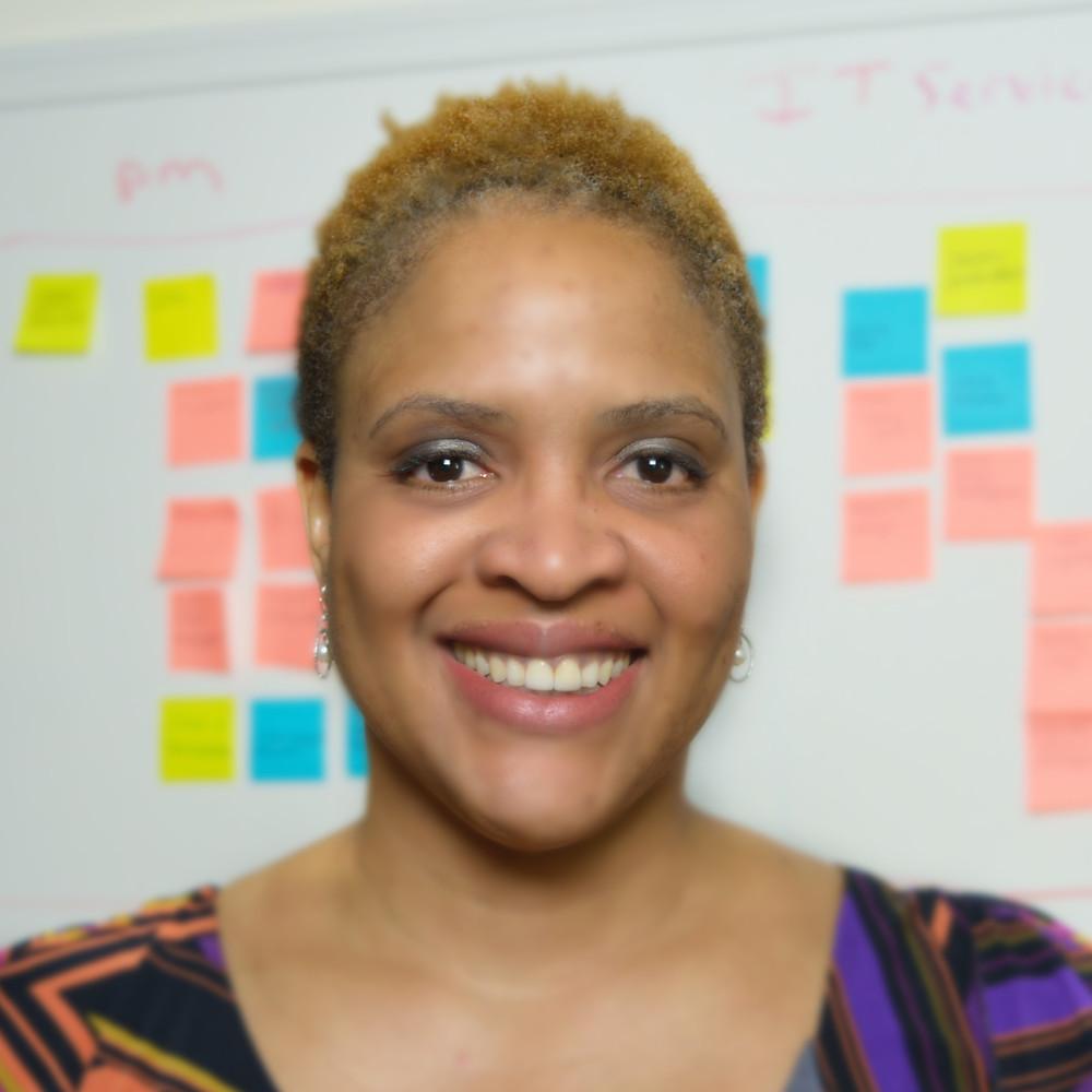 Nneka Hector, Sr. Web Developer, DSFederal