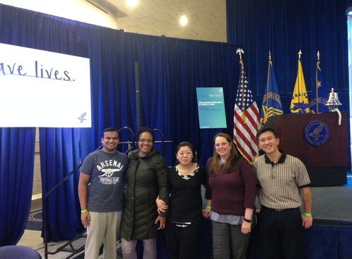 DSFederal team participates in HHS Opioid Code-A-Thon challenge