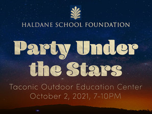 """HSF Announces Fall 2021 Event, """"Party Under The Stars"""""""