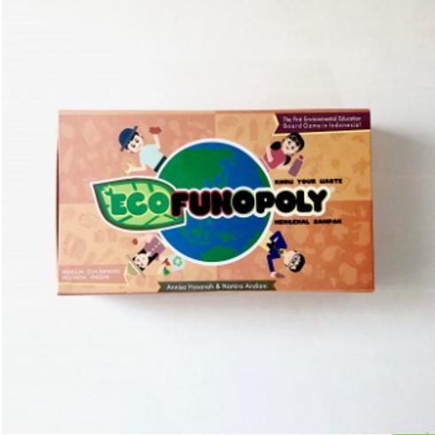 Board Game-Premium Waste Management (Bilingual)