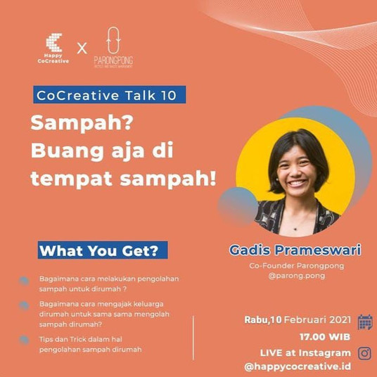 CoCreate Talk