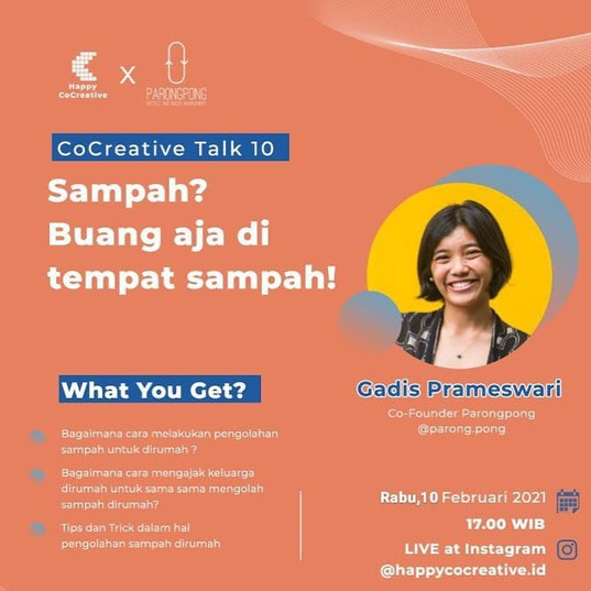 CoCreate Talk