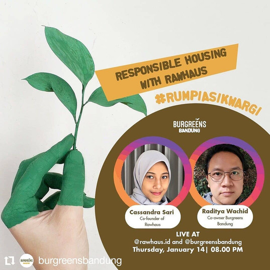 Rensponsible Housing with Rawhaus