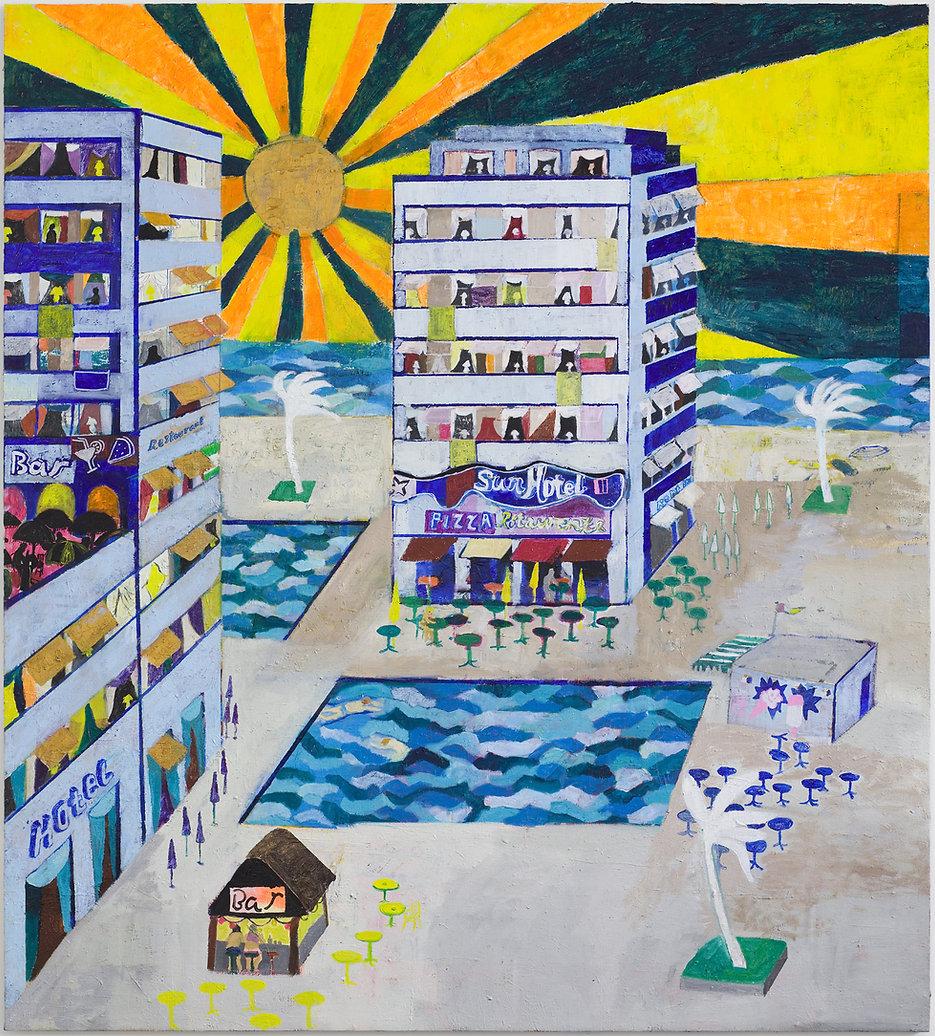hoteller. oliemaleri 2006.jpg