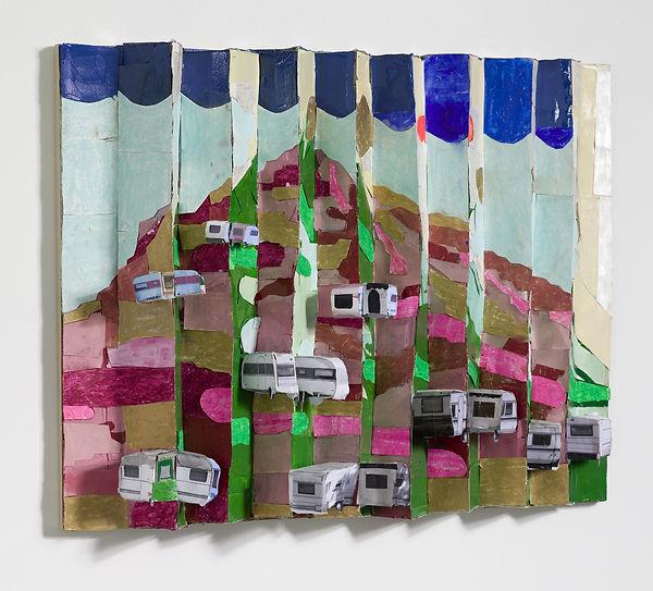 vendebillede bjerg,campingvogne. side 2