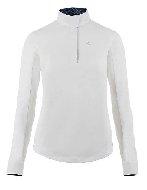 Horze Blair Long Sleeve Show Shirt