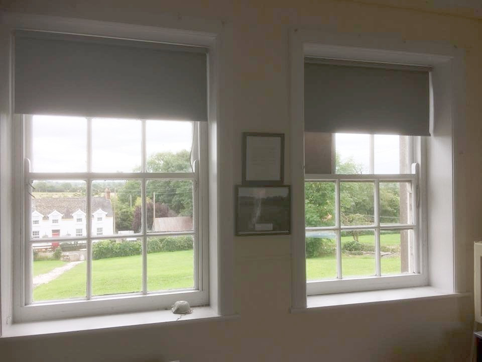 New Window Blinds Fitted