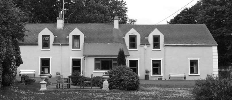 The Barry House (O'Neill's at the time of the ambush) which featured in the ambush.