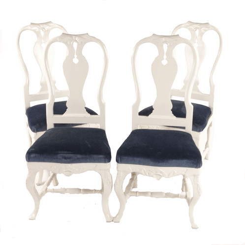 Rococo Style Chairs   1920s