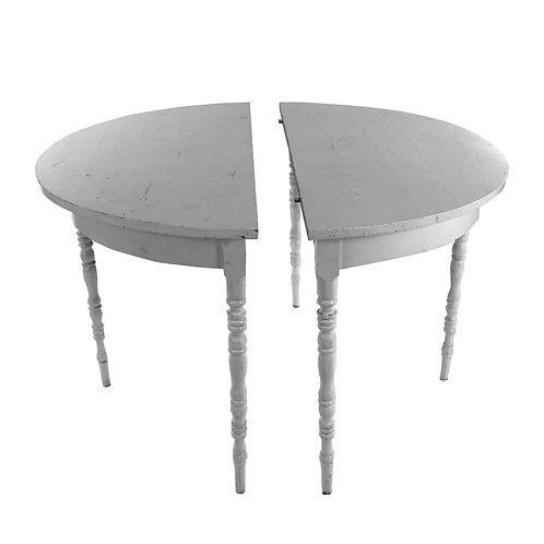 Full Moon table Empire 1800s