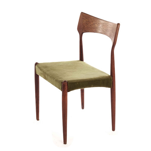 Chairs in teak