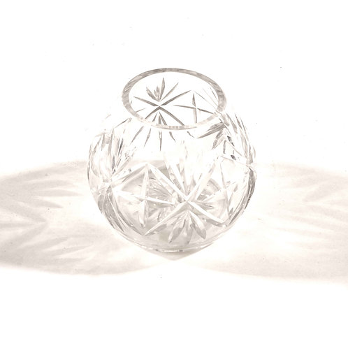 Glass vase - Sweden