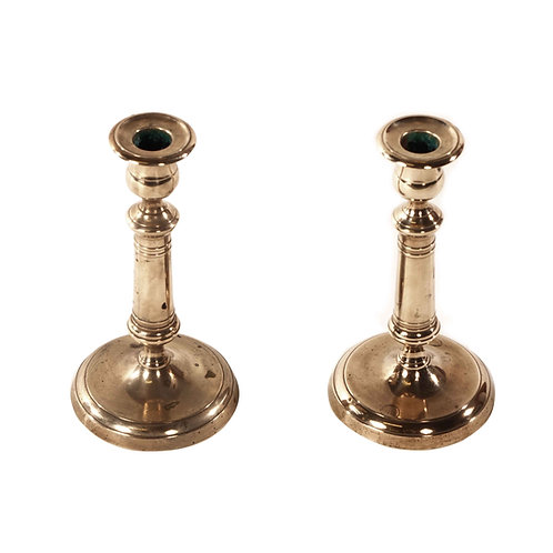 Brass Candle holders - Sweden