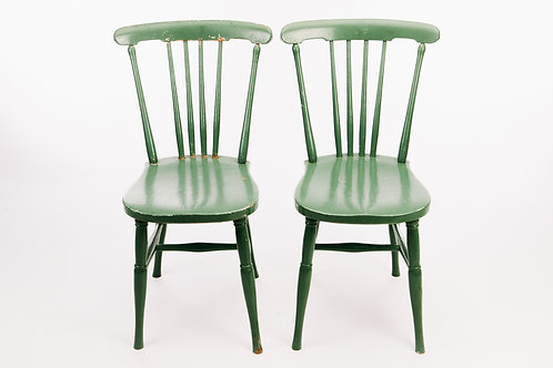 2 windsor chairs - sweden