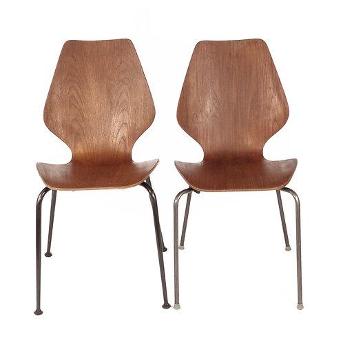 Chair in teak from Denmark