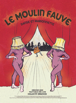 Le Moulin Fauve