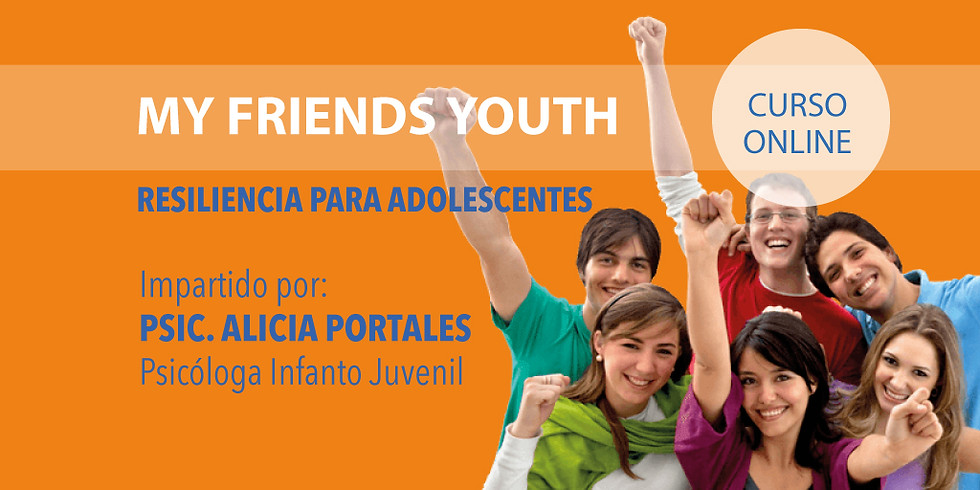 TALLER MY FRIENDS YOUTH