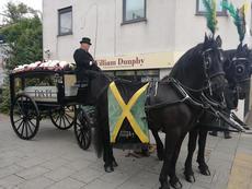 Black horses Jamican flag.jpg