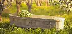 natrual burial