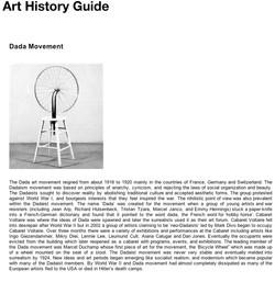6 Art History Guide, 2011.jpg