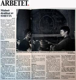 29 Arbetet Nyheterna, Malmo, 1996.jpg