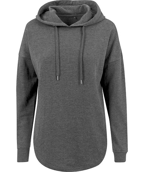Essentials Charcoal Loose Hoody