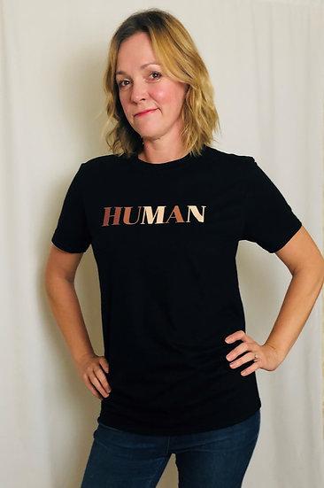 HUMAN Oversized T-shirt