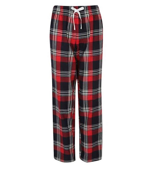 Bluestar Lounge Pants Red/Navy