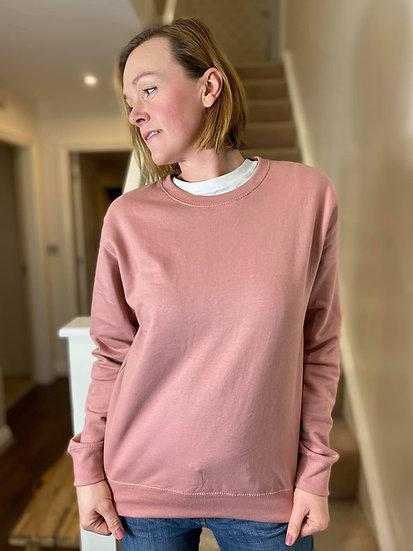 Bluestar Essentials Blush Sweatshirt