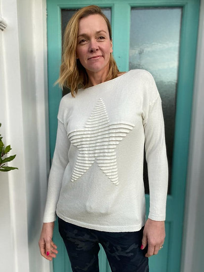 Star jumper in Various colours