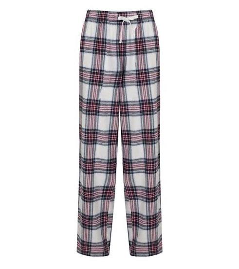 Bluestar Lounge Pants Pink/White