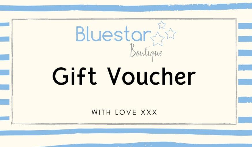 Bluestar Boutique Gift Voucher