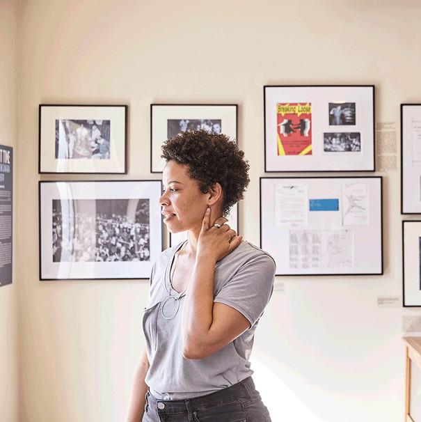 Seika Boye, Dancer, Curator, Dance Historian