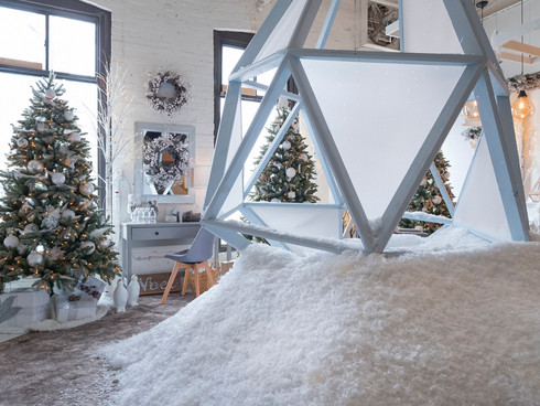 Canadian Tire / Space Showcase / Holiday
