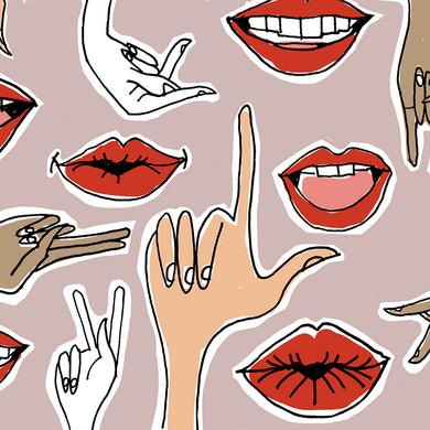 Deaf Etiquette / Alanna Cavanagh