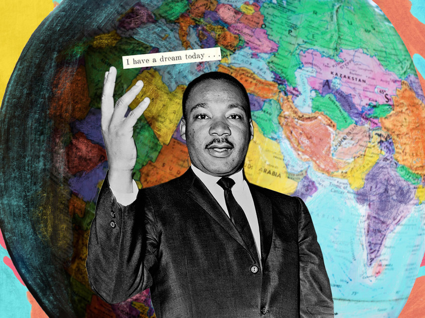 Martin Luther King Jr. Matters to Black Canadians