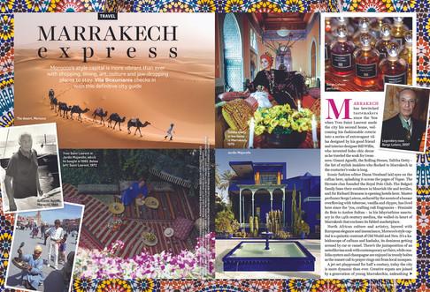 Travel / Marrakech