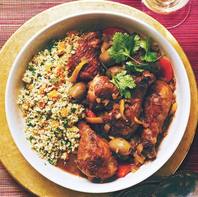 Canadian Living / Southeast Asian Dinner