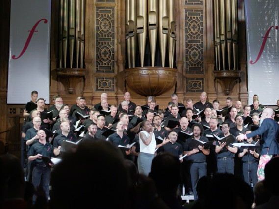 How Gay Men's Chorus, Forte, Connects Toronto Through the Power of Song