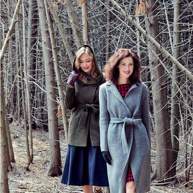 Fall Coats Feature