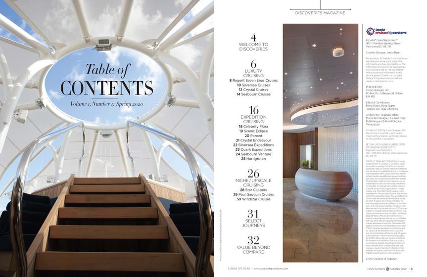 Discoveries Magazine