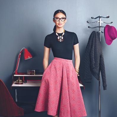 Wear-to-Work Fashion