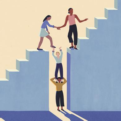 The Pay Gap / Holly Stapleton