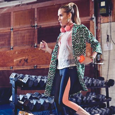 Athleisure Fashion Feature