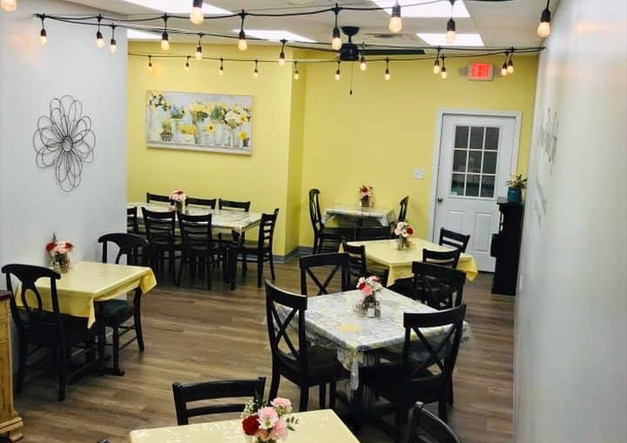 Cafe Dining Space