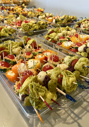 Assorted Appetizer Tray