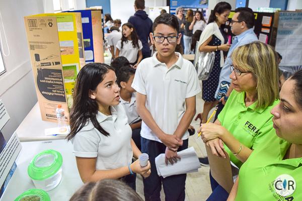 Feria del Emprendimiento, Ciencias, Matemáticas y Tecnología