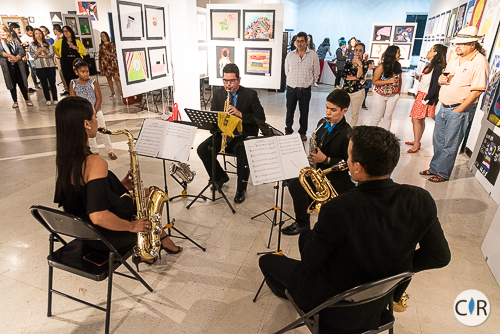 Música en el Colegio Isaac Rabin