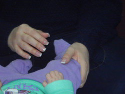 עיסוי תינוקות